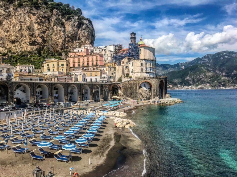 atrani amalfikust amalfi coast positano tour local naples napels