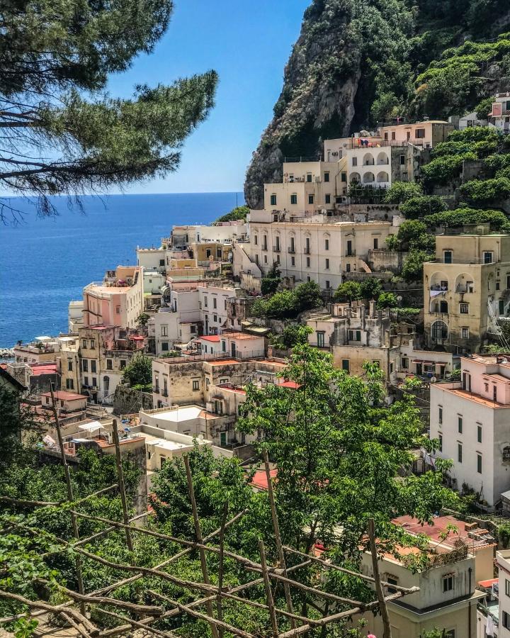 atrani amalfi amalfikust amalfi coast valle delle ferriere