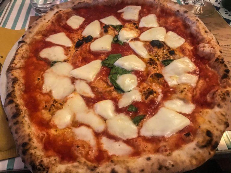 pizza salerno napels napoli naples