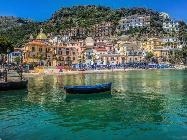 cetara amalfikust amalfi coast salerno tour