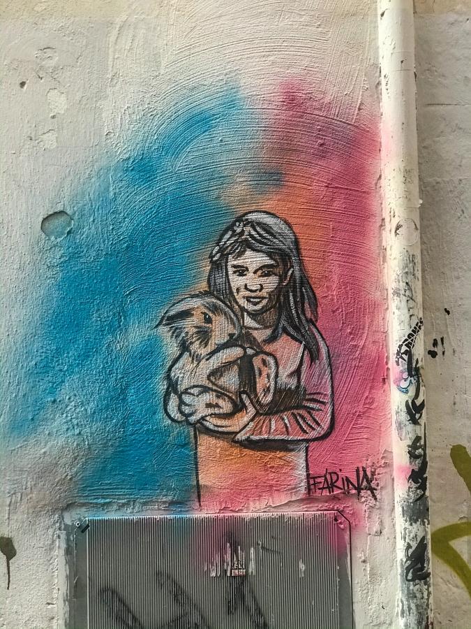 street art salerno tour local