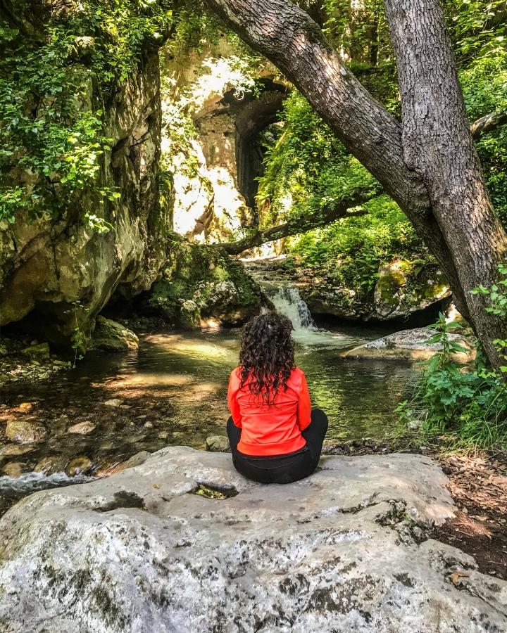 valle delle ferriere salerno amalfi amalfikust natuur