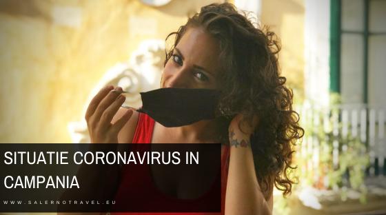 coronavirus italie campania napels salerno amalfikust
