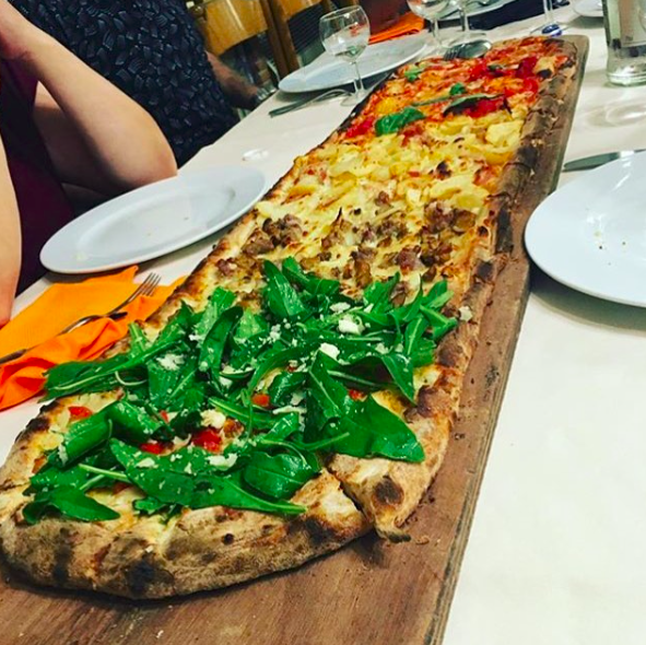 pizza tramonti amalfikust