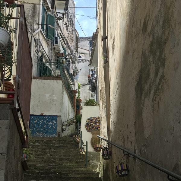 raito amalfikust wandeling salerno