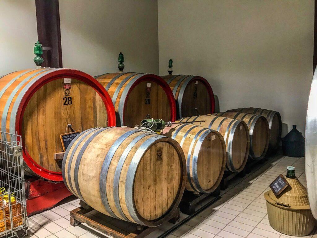 wijnen tramonti amalfikust salerno