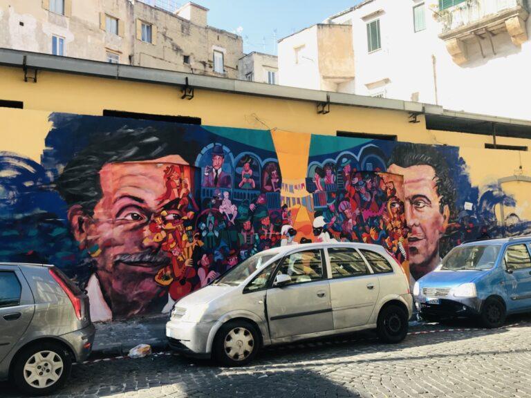 street art napels napoli
