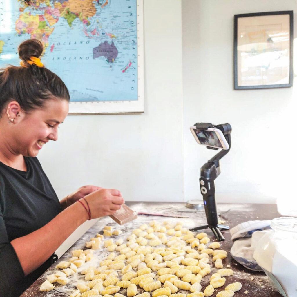 italiaans koken napels kookles