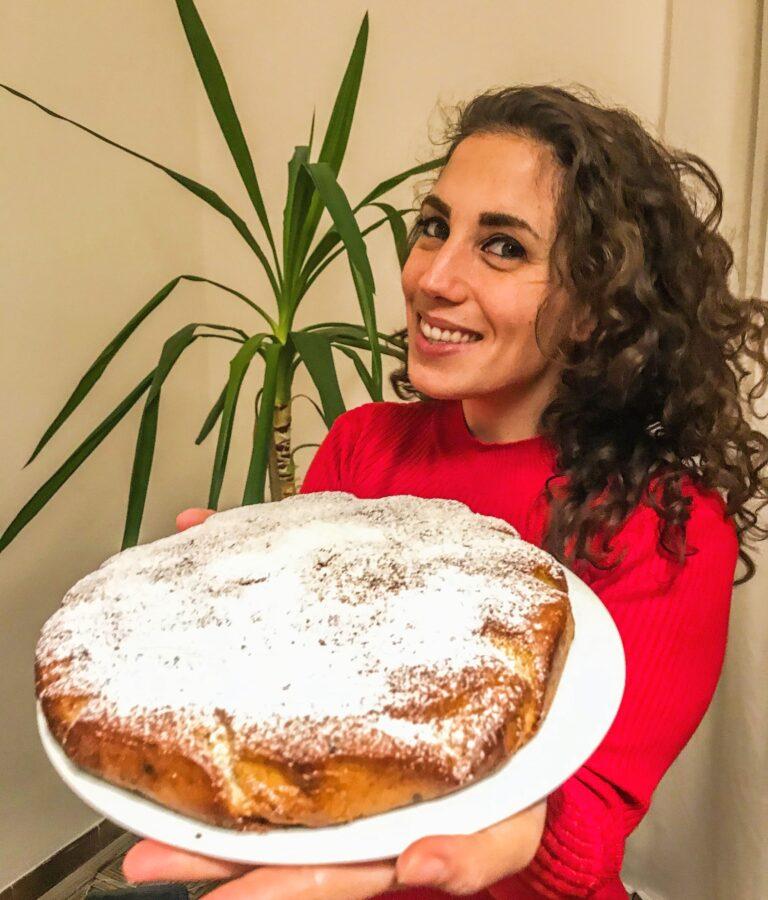 recept taart 7 bekertjes vasetti