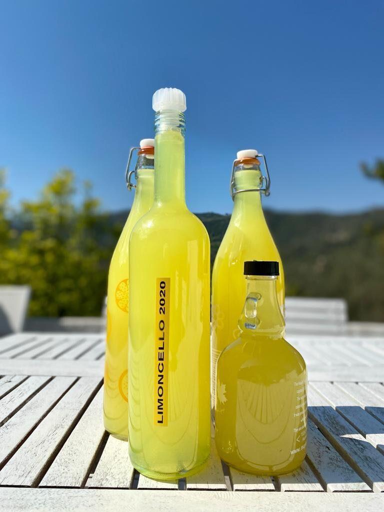 limoncello recept