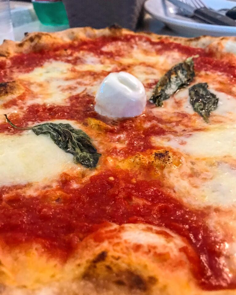 pizza napels dal presidente