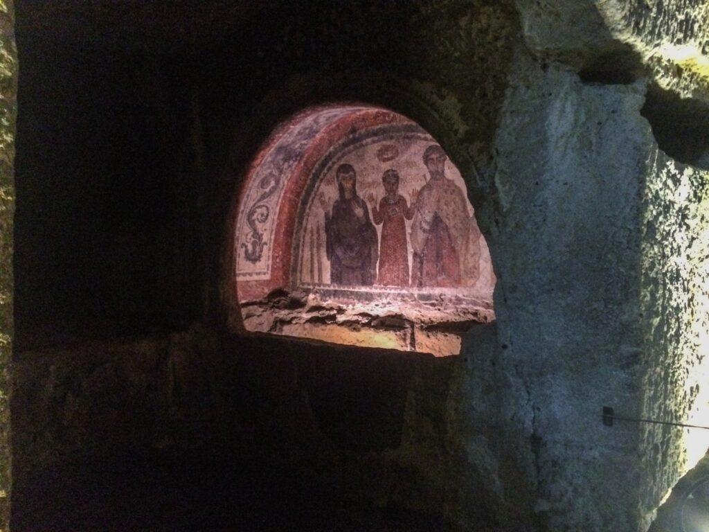 napels zien sterven catacombe san gennaro