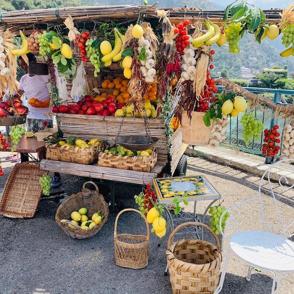 fruitkar positano