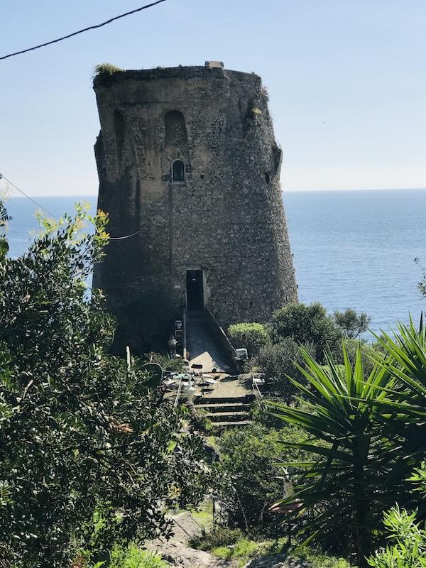praiano toren amalfikust