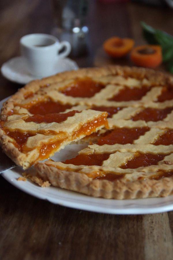 recept crostata marmellata