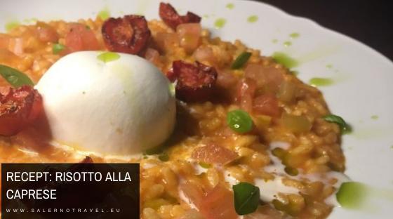 recept risotto caprese