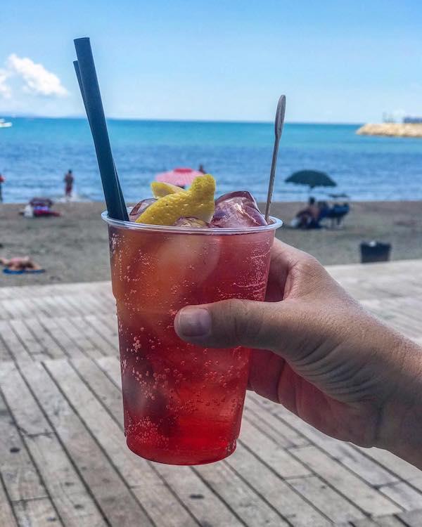 santa teresa cocktail salerno
