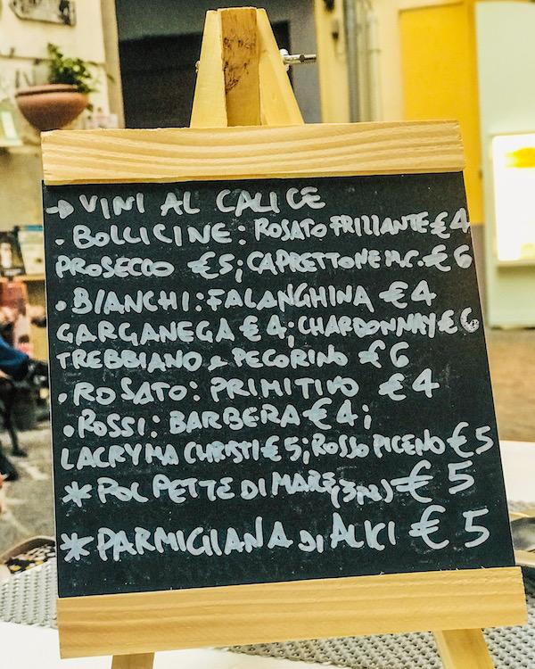 wijnbar salerno tozzabancone