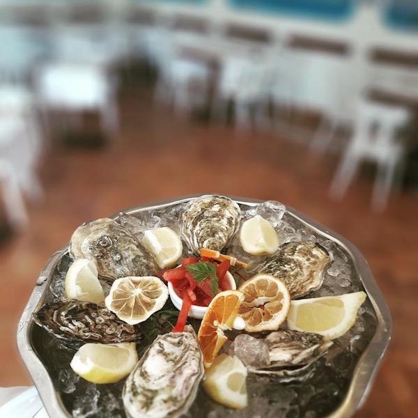al pesce d'oro amalfi eten restaurant