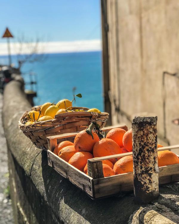 citroenen amalfikust