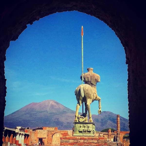 pompei tour vesuvius napels