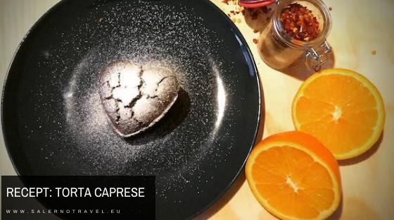 recept caprese taart